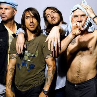 red hot chili peppers album and singles chart history