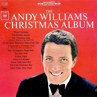 """""""It's The Most Wonderful Time Of The Year"""" by Andy Williams"""